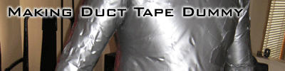 duct tape dummy tutorial