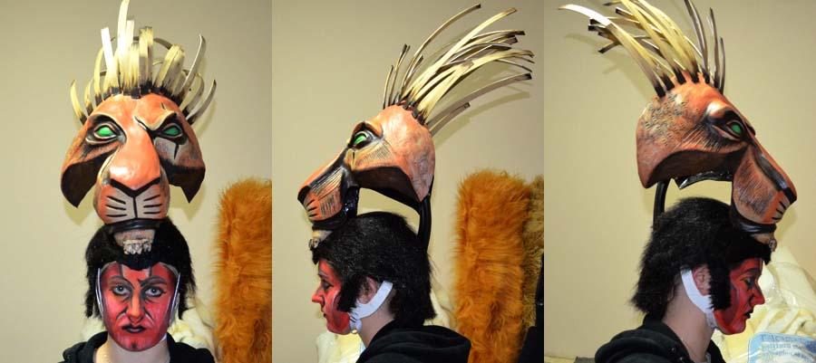 sc 1 st  the RPF & Scar - Lion King Musical